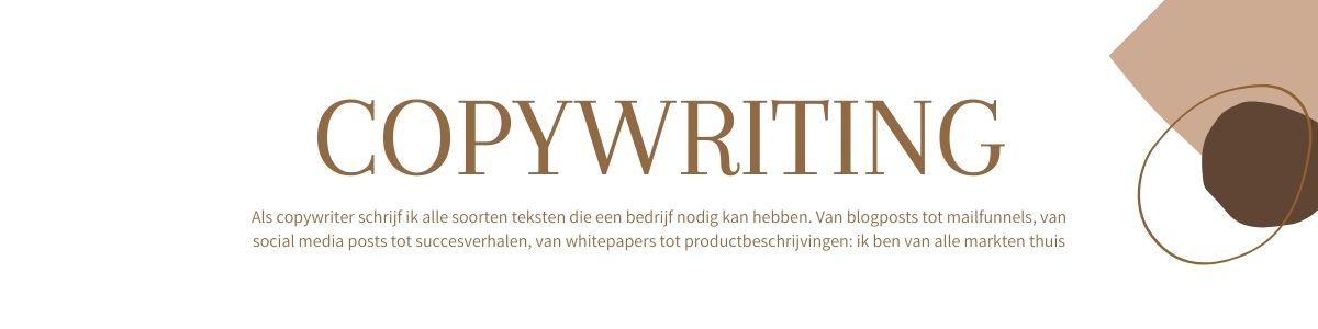 copywriter tilburg